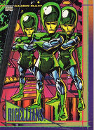 Rigellians from 1993 Marvel Universe Cards 0001