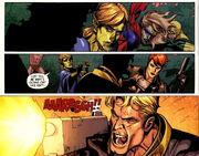 Secret Invasion Vol 1 5 page 23 Barbara Morse (Retro, Skrull) (Earth-616) 001