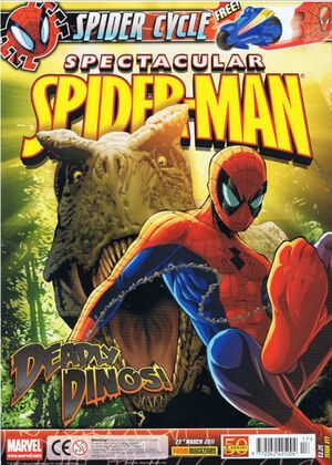 Spectacular Spider-Man (UK) Vol 1 217