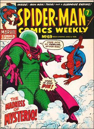 Spider-Man Comics Weekly Vol 1 69