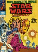 Star Wars Weekly (UK) Vol 1 76
