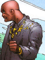 T'Chaka II (Earth-8441) from Black Panther Annual Vol 1 1 001