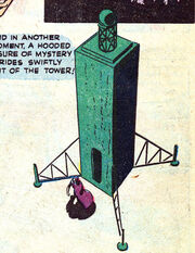 Time Tower from Captain America Comics Vol 1 73 0001