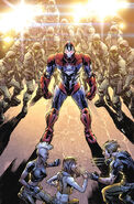 Ultimate Comics X-Men Vol 1 21 Textless
