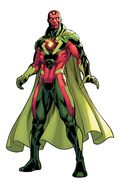 Vision (Earth-616) from Avengers No Road Home Vol 1 10 001