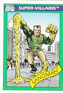 William Baker (Earth-616) from Marvel Universe Cards Series I 0001