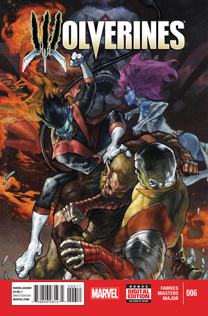 Wolverines Vol 1 6