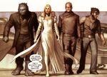 X-Society (Earth-889) from Astonishing X-Men Ghost Boxes Vol 1 1 0001