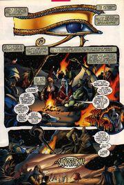 Akkaba (Egypt) from Rise of Apocalypse Vol 1 1 0001