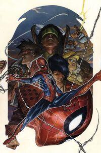 Amazing Spider-Man Vol 4 1.1 Textless