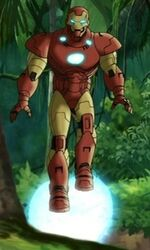 Anthony Stark (Earth-60808) from Ultimate Avengers 2 Rise of the Panther 0001