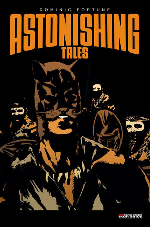 Astonishing Tales Dominic Fortune Vol 1 5