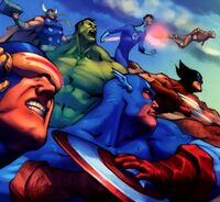 Avengers (Earth-90251) from What If? Secret Wars Vol 1 1 0001
