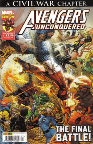 Avengers Unconquered Vol 1 7