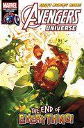 Avengers Universe (UK) Vol 4 8