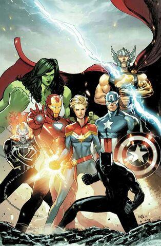 File:Avengers Vol 8 10 Marquez Variant Textless.jpg