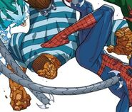 Benjamin Grimm (Earth-13017) and William Baker (Earth-13017) from Amazing Spider-Man Vol 1 700 0001