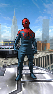 Benjamin Parker (Earth-TRN004) from Spider-Man Unlimited (video game)