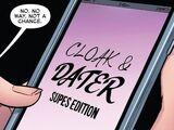 Cloak & Dater App