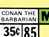 Conan the Barbarian Vol 1 85