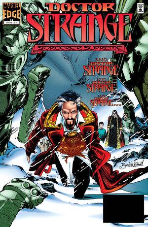 Doctor Strange, Sorcerer Supreme Vol 1 84