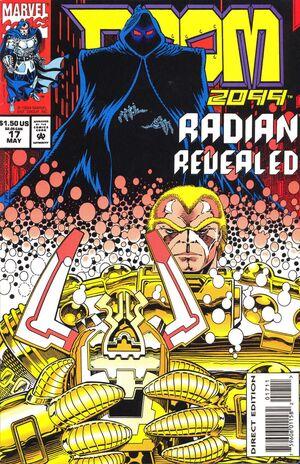 Doom 2099 Vol 1 17