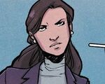 Elizabeth Brant (Earth-3109) from Spider-Gwen Ghost-Spider Vol 1 3