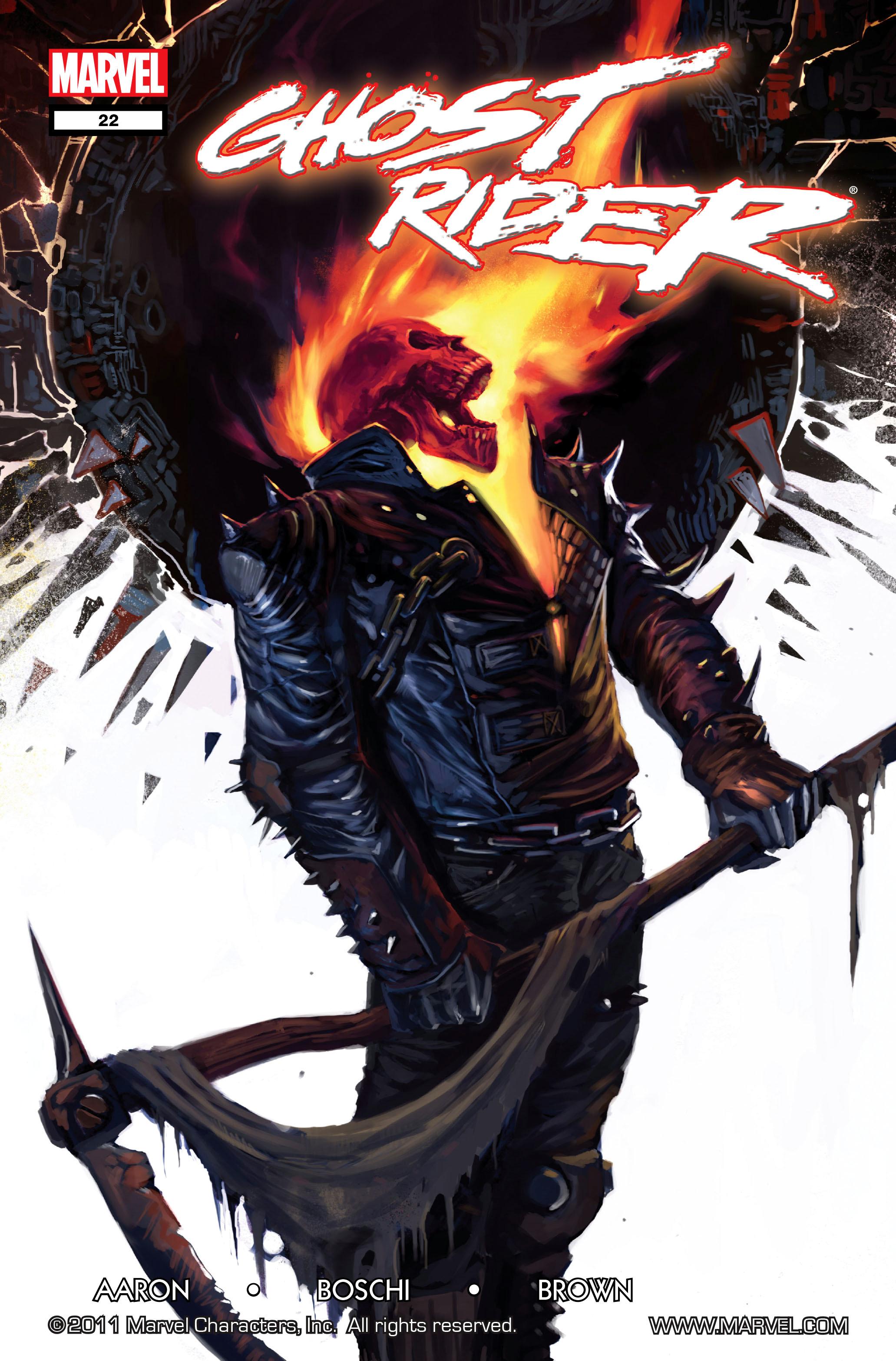 Ghost Rider Vol 6 22