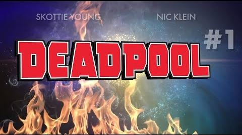 Go Behind The Scenes of DEADPOOL 1!