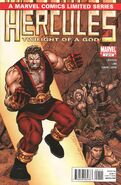 Hercules Twilight of a God Vol 1 1