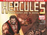 Hercules: Twilight of a God Vol 1 1
