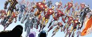 Iron Man Armor from Ultimate End Vol 1 4 001