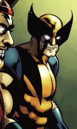 James Howlett (Earth-21050) from Marvel Zombies Evil Evolution Vol 1 1 001