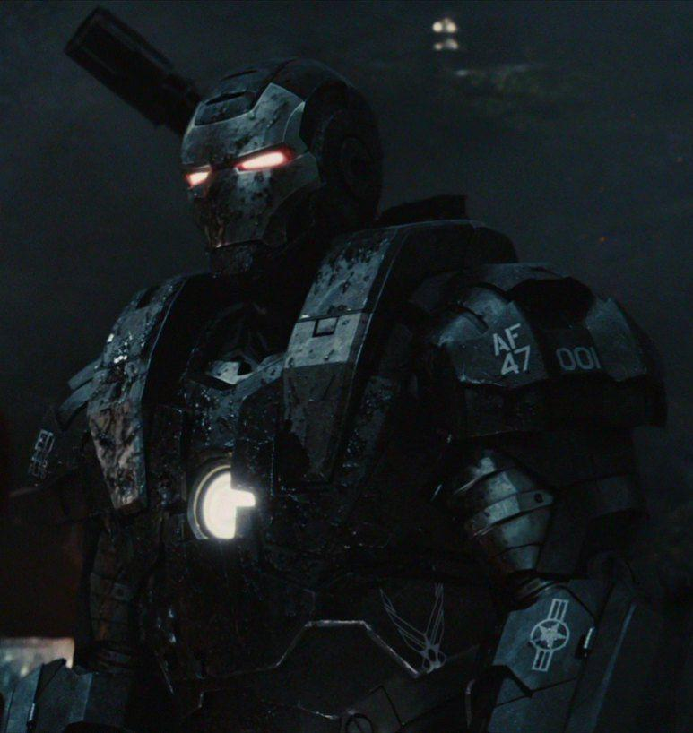 James Rhodes (Earth-199999) from Iron Man 2 (film) 011