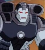 James Rhodes (Earth-92131) from Spider-Man The Animated Series Season 3 10 0003