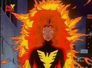 Jean Grey (Earth-92131) and Phoenix Force (Earth-92131) from X-Men The Animated Series Season 3 13 001