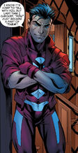 Julian Keller (Earth-616) from New X-Men Vol 2 21 0001