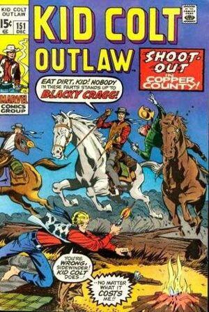 Kid Colt Outlaw Vol 1 151