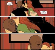 Lucas Bishop (Earth-1191) and Jean Grey (Earth-616) from Age of X-Man Alpha Vol 1 1 002