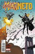 Magneto Vol 3 19 Gwen Variant
