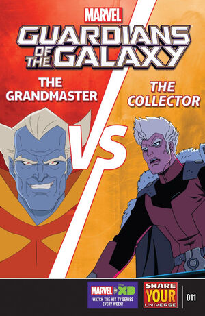 Marvel Universe Guardians of the Galaxy Vol 2 11