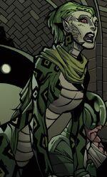 Naja (Earth-61610) from Inhumans Attilan Rising Vol 1 1 002