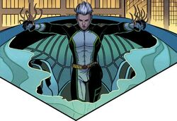 Noh-Varr (Earth-200080) and his Kree Ship 01