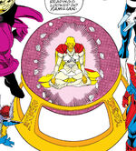 Orb of Eternity from Warlock and the Infinity Watch Vol 1 18 0001