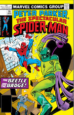 Peter Parker, The Spectacular Spider-Man Vol 1 16
