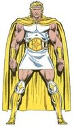 Phoebus Apollo (Earth-616) from Official Handbook of the Marvel Universe Master Edition Vol 1 19 0001