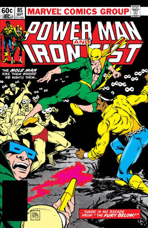 Power Man and Iron Fist Vol 1 85