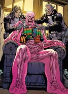 Robert Herman (Earth-616) and Purifiers (Earth-616) from Old Man Logan Vol 2 39 001