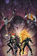 Secret Avengers Vol 1 25 Textless