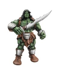 Skaar (Earth-616) from Marvel Universe (Toys) Series 3 Wave XIV 0001